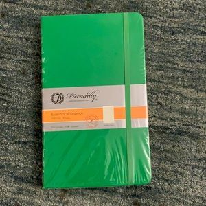 PICCADILLY ESSENTIAL NOTEBOOK MEDIUM-RULED